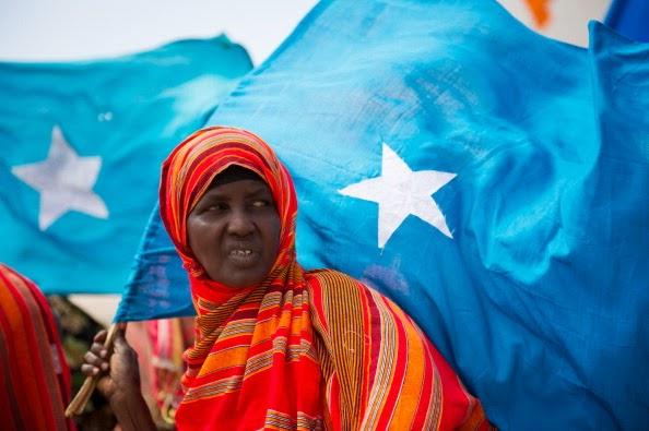 Warga Somalia