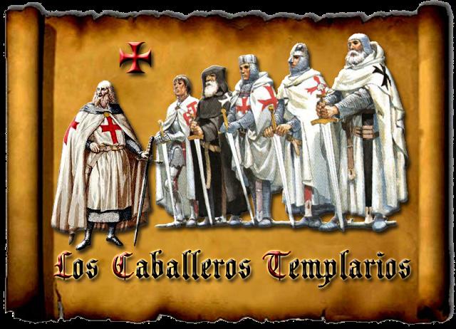 Orden Religiosa y Militar de los Caballeros Templarios fundada en 1118.