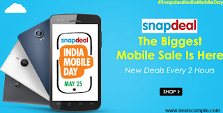 Snapdeal Biggest Mobile/Tablet Sale