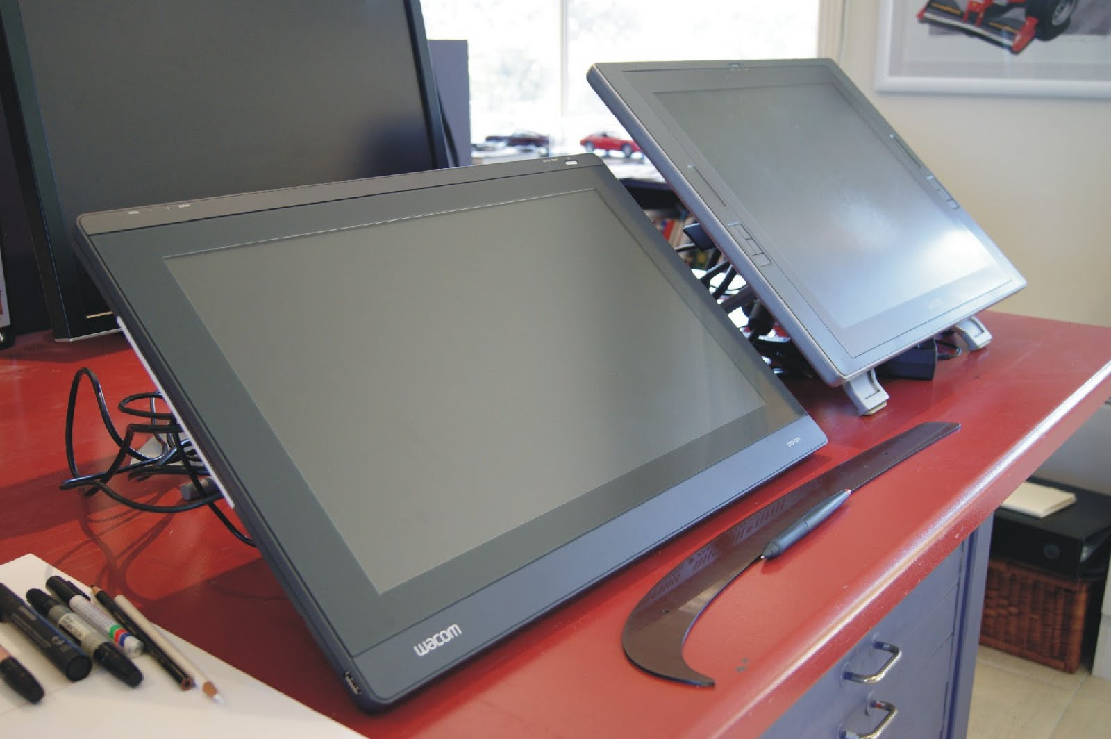 drawon: Wacom DTU-2231 evaluation