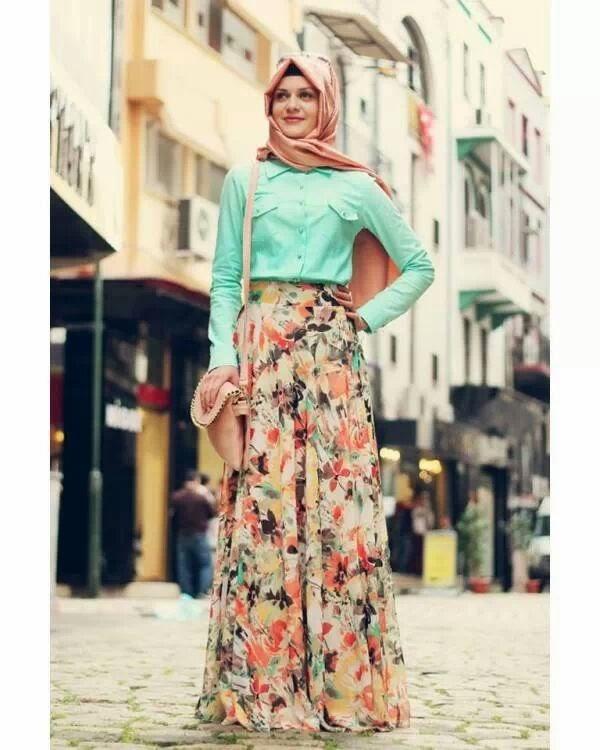 longue-jupe-hijab