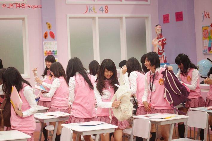 JKT48 school episode 1