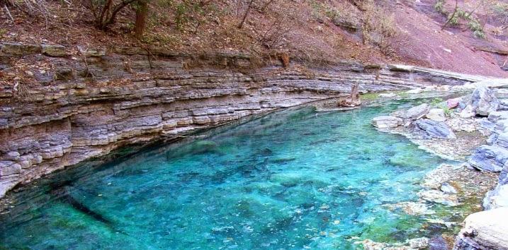 Para visitar termas del jord n en jujuy tafi travel for Piletas naturales argentina