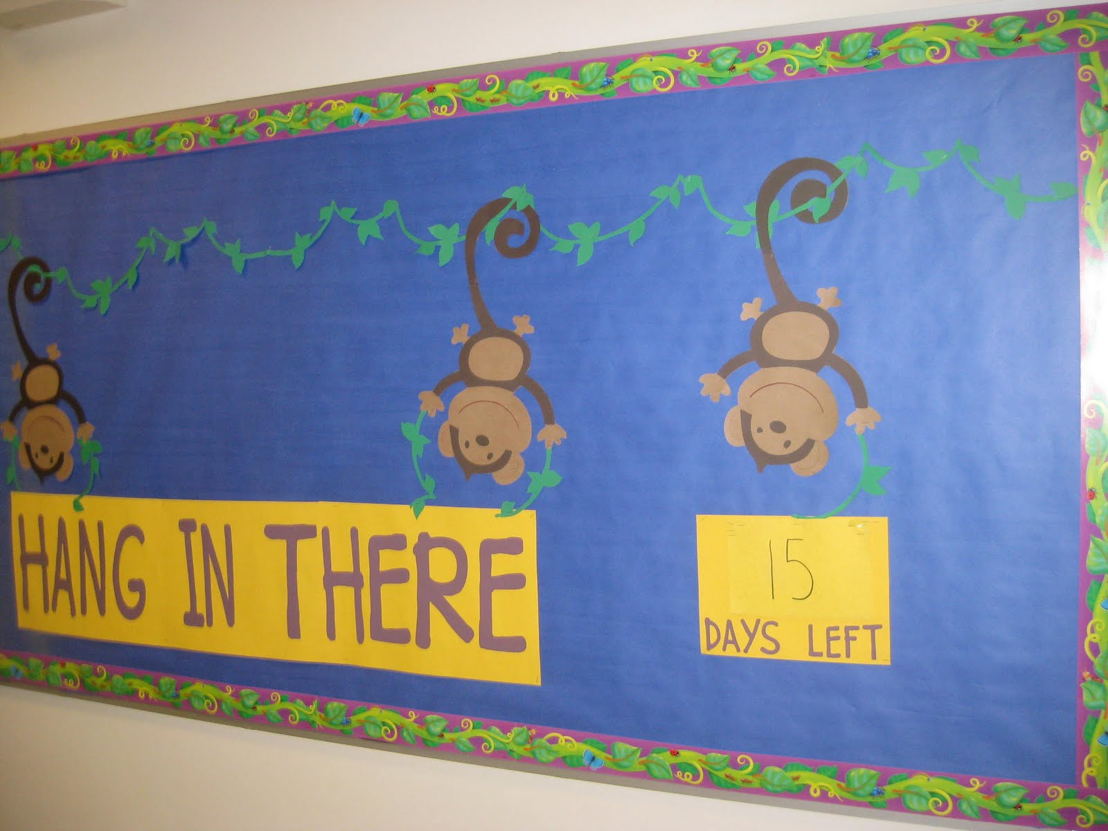 It is almost the end of the school year teachers are just as excited