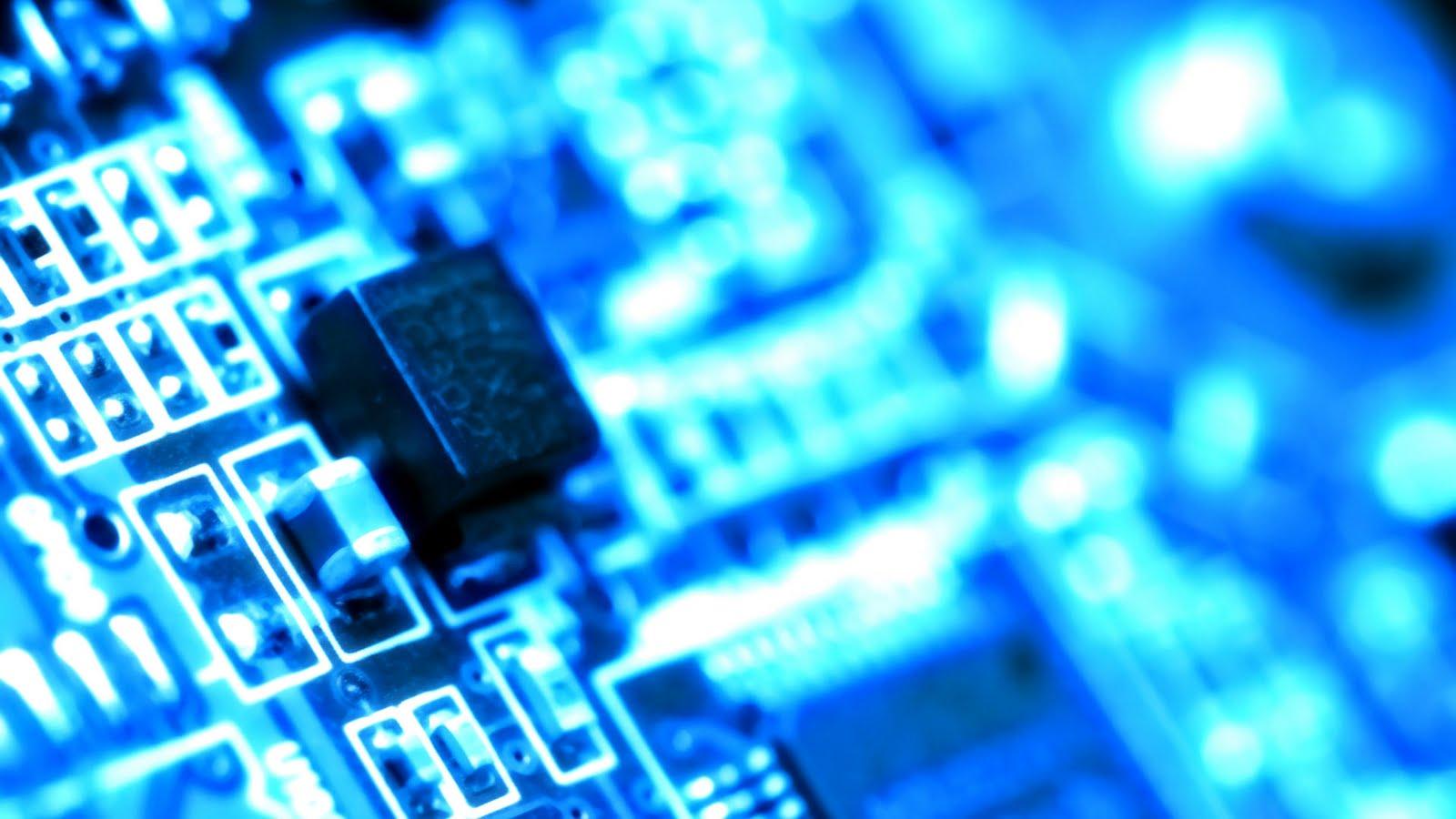 Transistors and Circuits HD Wallpaper
