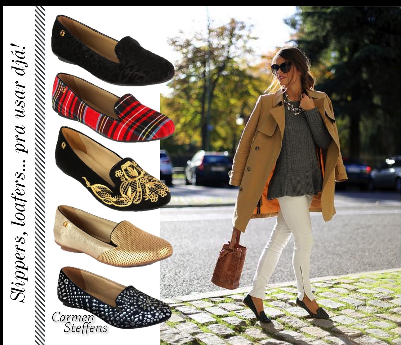 Slippers e Sapatilhas Conforto para nossos pés