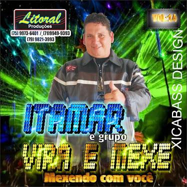 ITAMAR & GRUPO VIRAEMEXE VOL 14