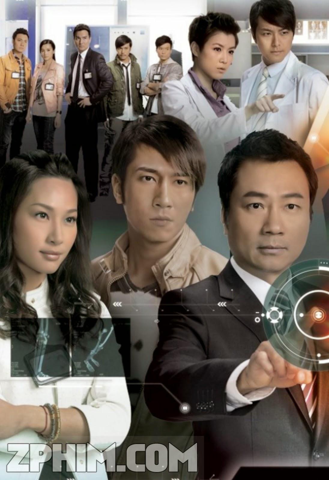 Bằng Chứng Thép 3 - Forensic Heroes Season 3 (2011) Poster