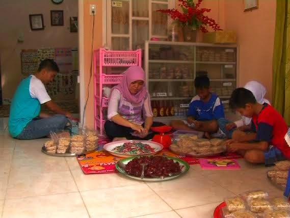 Manisan Pala Khas Aceh