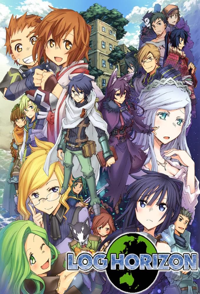Log Horizon 21