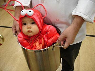 Lusiges Baby Faschingskostüm