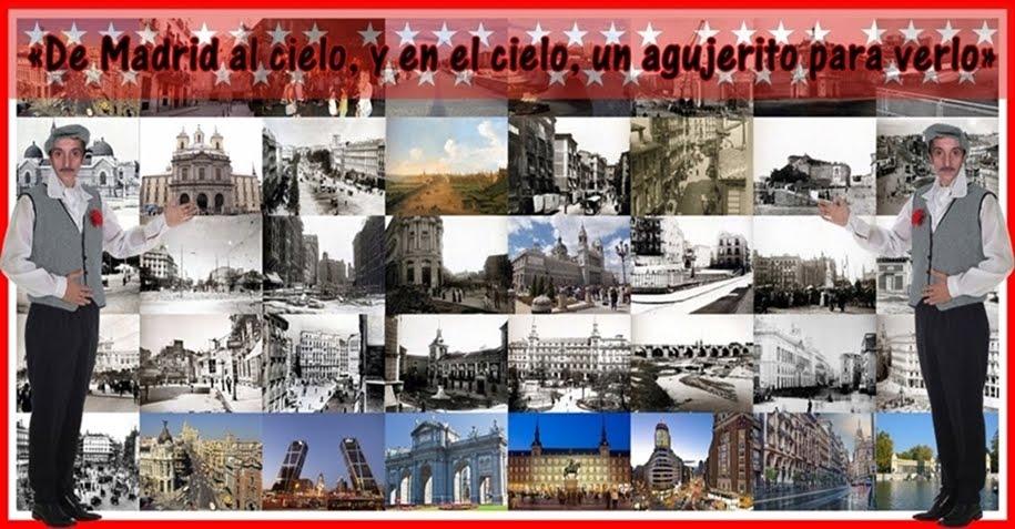 De Madrid al cielo, y en el cielo, un agujerito para verlo