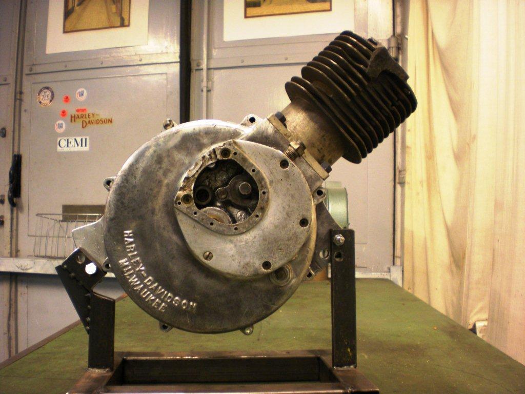 Power sliding sidecar harley davidson 1915 single engine for sale - Sigle harley davidson ...