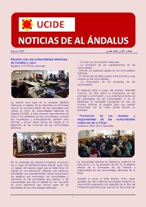 Noticias de Al Ándalus de enero 2019