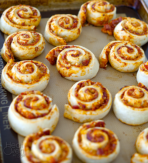Pizza Wheels Heat Oven To 350