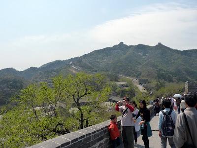 Anchura de la muralla china