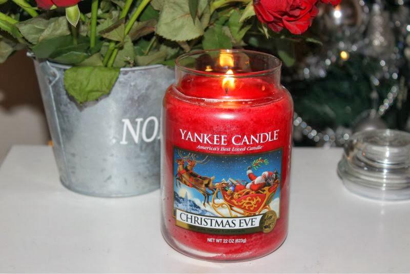 Yankee Christmas Eve Candle