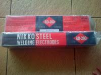 kawat las nikko RD 260 3,2mm