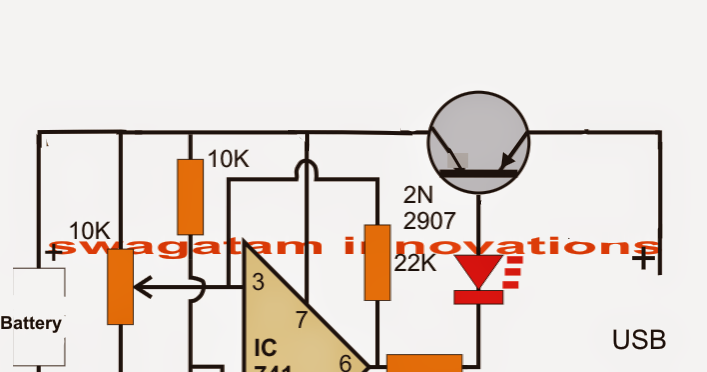 Grozzart Circuit Diagram For Simple Mobile Charger
