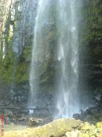 Sejuknya Air Terjun Jantur Inar, Kutai Barat KAl - TIM