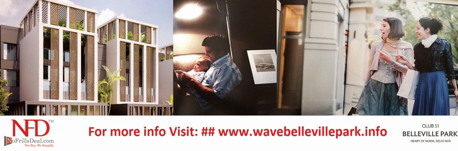 Wave Belleville Park Noida