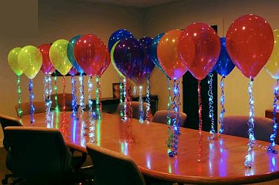 Decoraciones con Globos - Superglobos, ideas para decorar