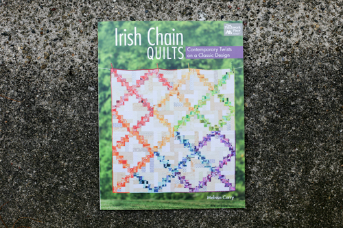 In Color Order: Irish Chain Quilts Blog Hop