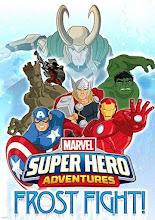 Marvel Super Hero Adventures: Frost Fight! (2015) [Vose]