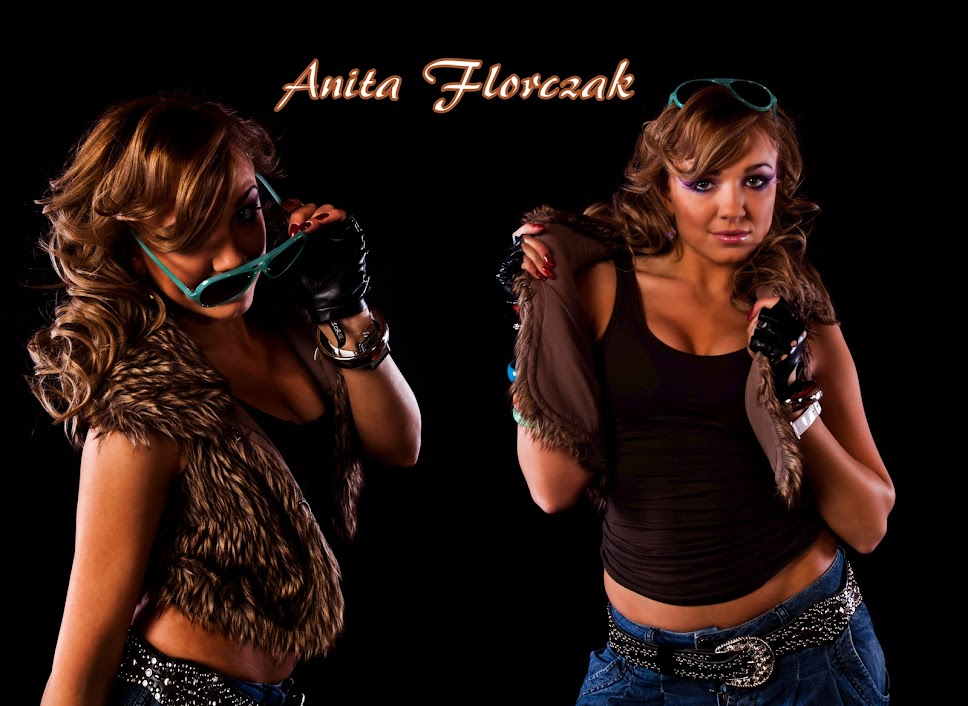Anita Florczak - Finalistka III Edycji You Can Dance