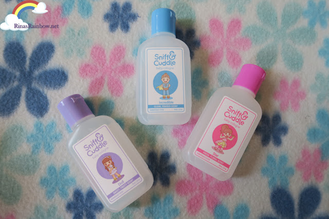 Sniff and cuddle Children's cologne