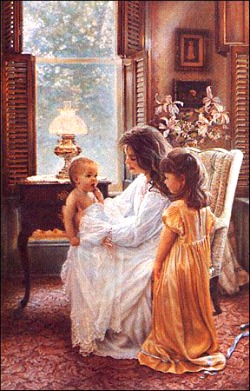 *BLESSED MOTHERHOOD*