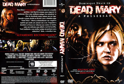 Dead Mary A Possessão DVDR Capa