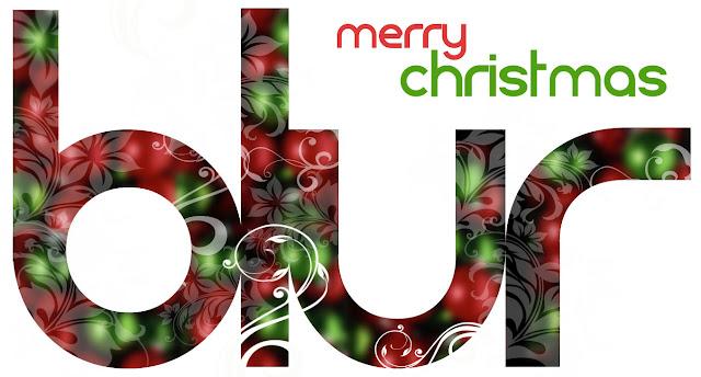 blur christmas, blur poster, blur 2012, christmas blur logo, blur logo, blur 2013, tripus deviantart, danomind