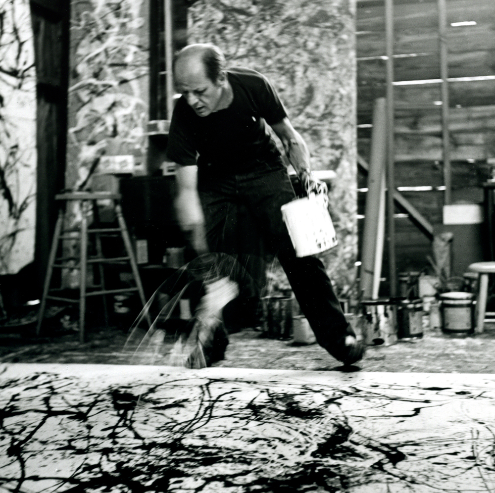 pollock men Paul jackson pollock was born in cody, wyoming, in 1912, the youngest of five sons both men recognizing the immense impact krasner had on pollock's career.