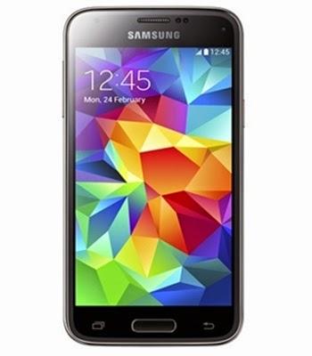 Samsung anuncia versão mini do Galaxy S5