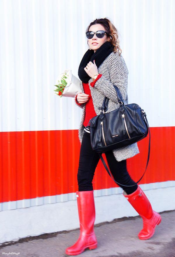 Moda en botas de temporada