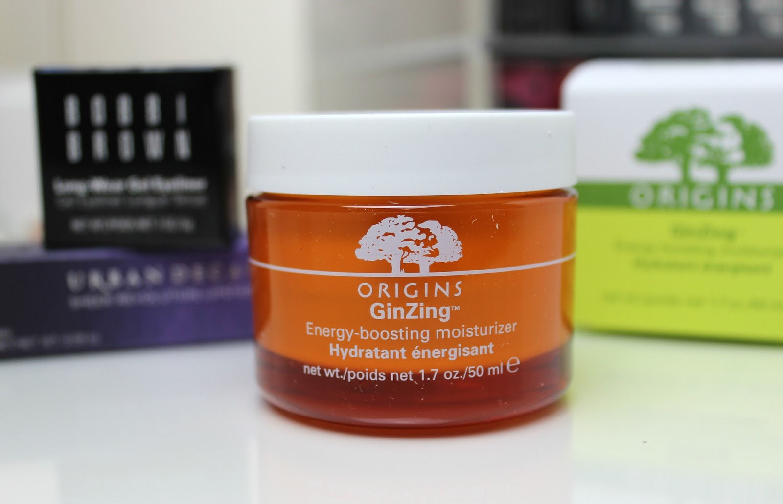 A picture of Origins GinZing Energy-Boosting Moisturiser