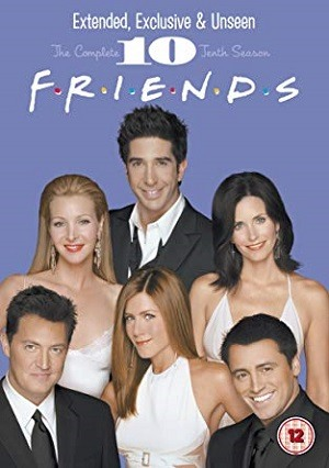 Friends - 10ª Temporada Séries Torrent Download capa