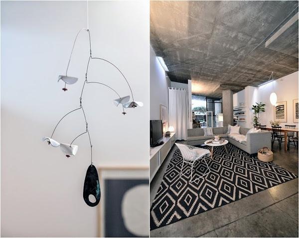 Casa tipo loft decorar tu casa es for Decoracion nordica industrial