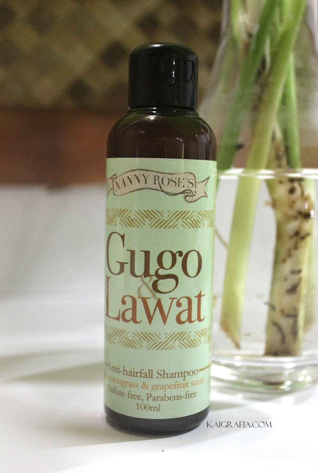 Nanny Rose Gugo Lawat Shampoo review