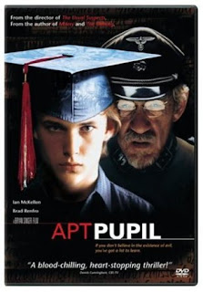 Stephen King DVD, Stephen King Movie, Apt Pupil, Ian McKellan