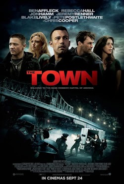 Thị Trấn Tội Ác - The Town (2010) Poster