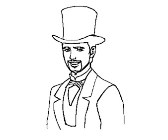 #10 Oz The Great And Powerful Coloring Page