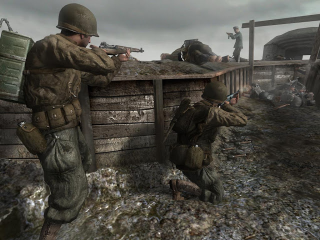 call of duty 2 crack file free