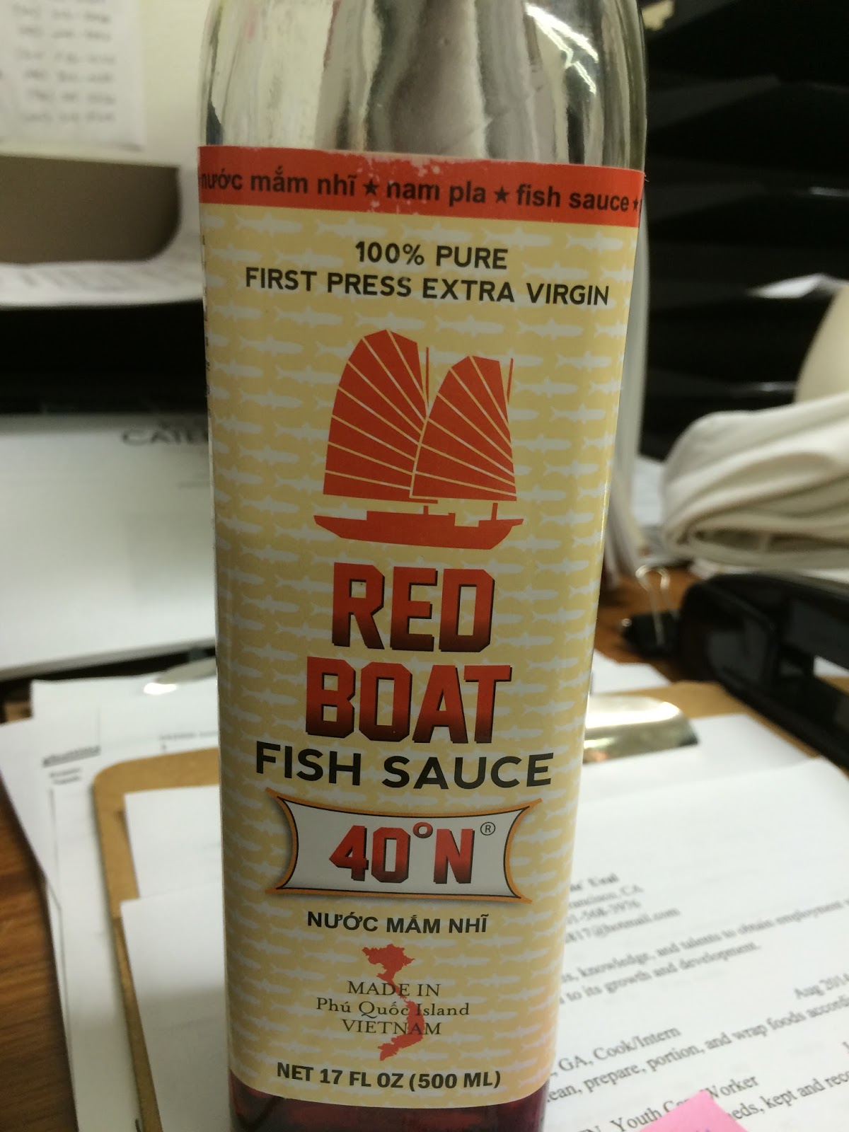 The archestratus consulting blog for Where to buy red boat fish sauce