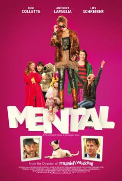 Mental 2012 poster