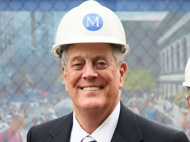 World 39 s richest persons latest job opportunities in the for David koch usa