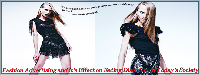 advertising s effect on eating disorders essay Argumentative essay  the ads that are selling diet pills or formulas are  eating disorders and negative effects as correlations of using mass.