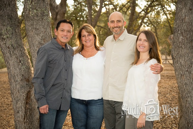 Central Coast Family Portaits - Outdoor Portraits - Studio 101 West Photography