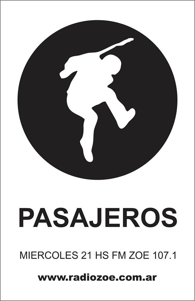 PASAJEROS - FM ZOE 107.1